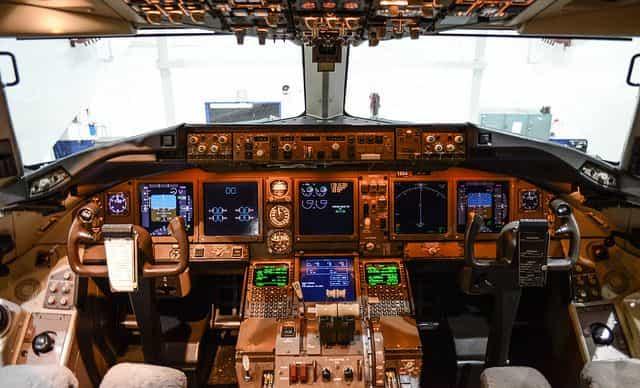 Universidad Psicología Aeronáutica