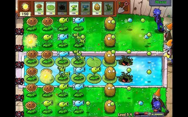 Plants vs Zombies y la Cooperación Grupal