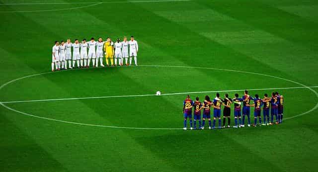 Curtura Futbolística: Real Madrid y FC Barcelona