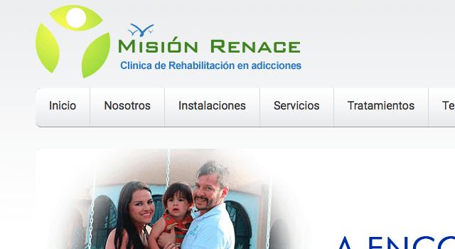 Clínica Misión Renace COM