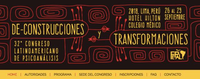 Congreso FEPAL Lima 2018