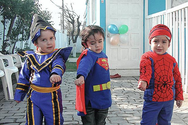 Día del Niño en Puebla