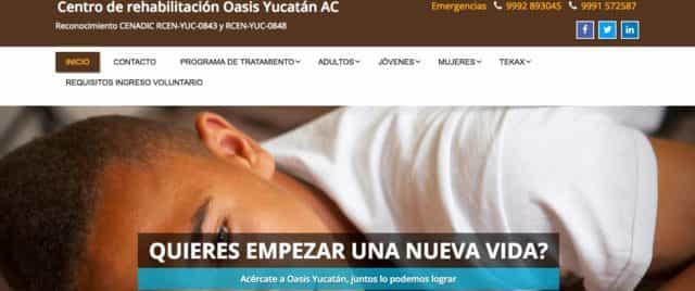 Centro de Rehabilitación Oasis